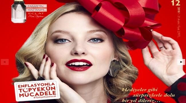 oriflame Aralık katalogu