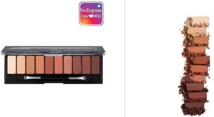 Flormar Sunset Eyeshadow Palette