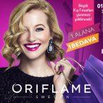 Oriflame ocak kataloğu 2019